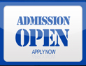 Admission 2016-2017 open!