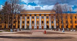 Voronezh State Medical Academy named after N.N.Burdenko