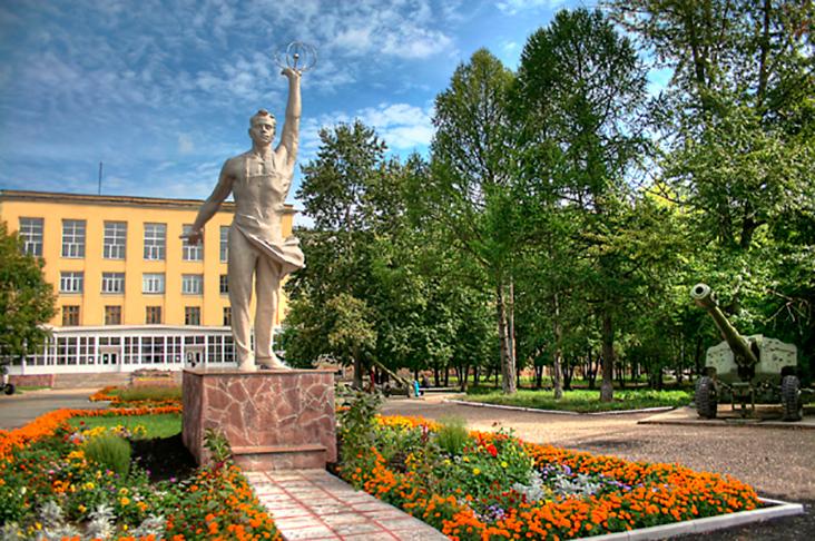 Kalashnikov Izhevsk State Technical University