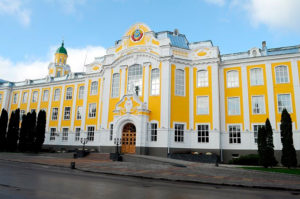 Voronezh State Agrarian University named after Peter the Great