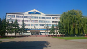 Ivano frankivsk national technical oil gas